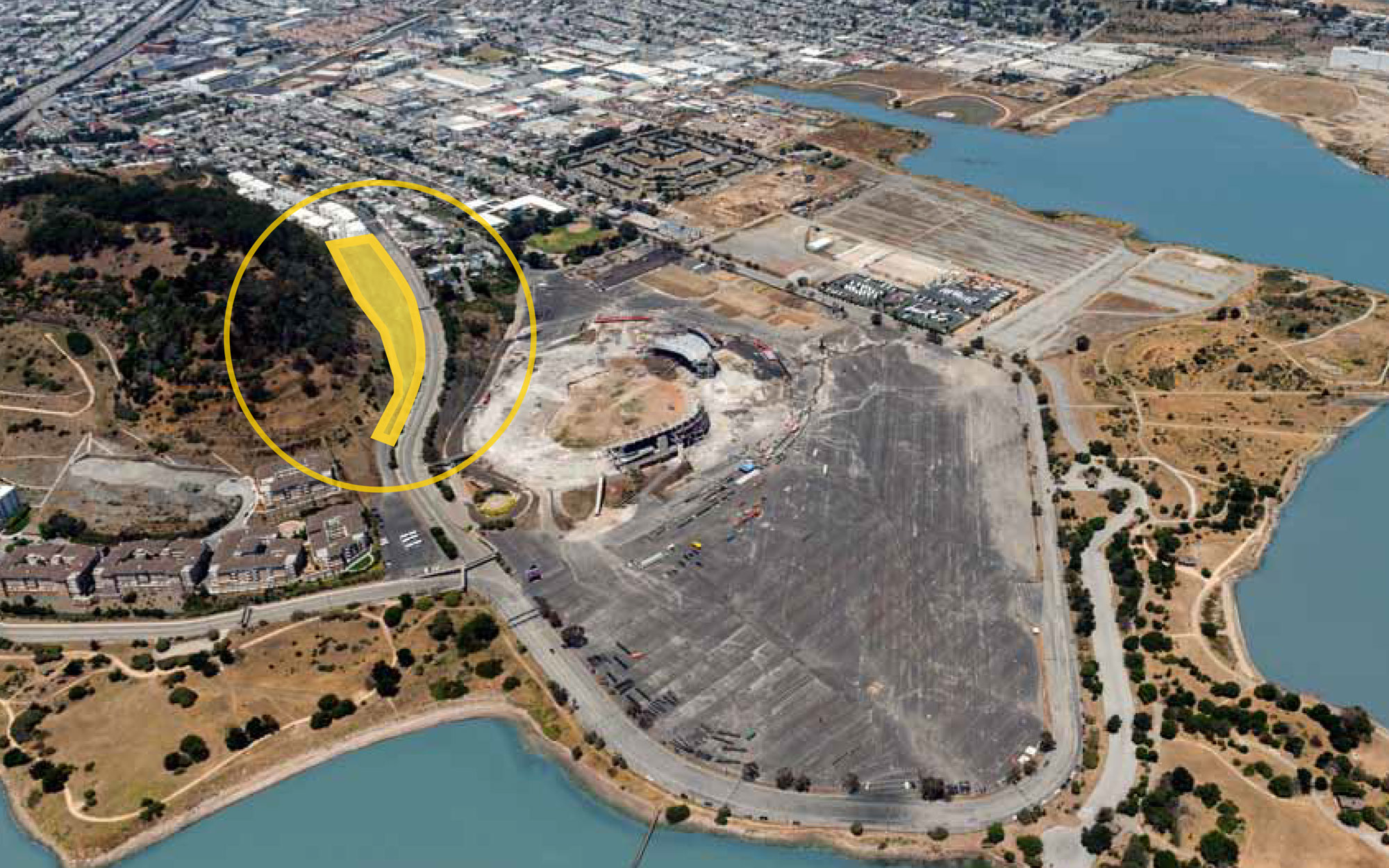 Image result for Jamestown development in Candlestick Point